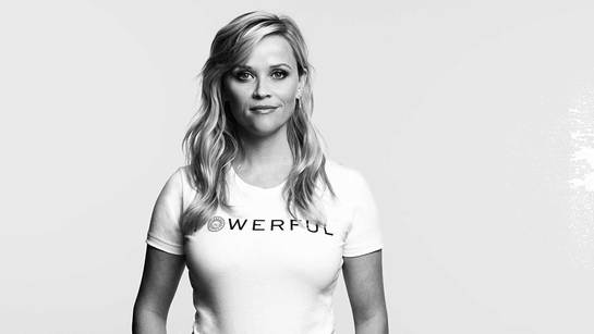 Reese Witherspoon takes part in Tory Burch Foundation's PSA video