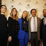 Claire Danes And Cynthia Nixon Attend Gabriel & Co. Shopping Event For Afghan Hands