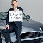 Your Chance To Meet Daniel Craig And Take Home An Aston Martin