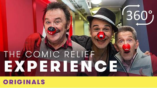 The Comic Relief Experience