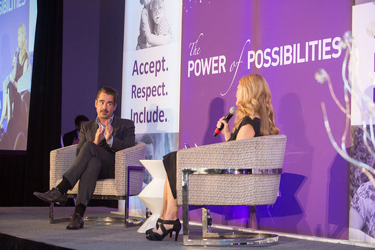 Colin Farrell joins Gatepath's Power of Possibilities event