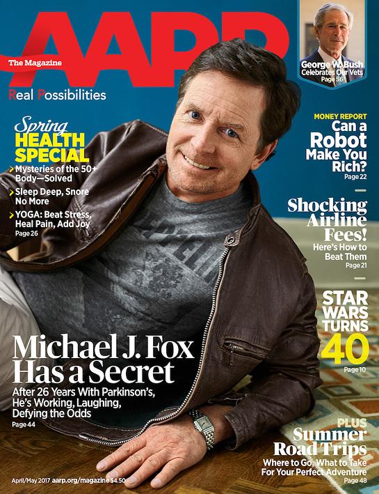 ARRP Magazine - Michael J. Fox
