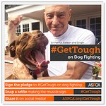 ASPCA Partners With Sir Patrick Stewart For National Dog Fighting Awareness Day Campaign