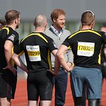 Prince Harry Visits The University Of Bath To Watch Trials For Invictus Games 2017