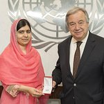 Malala Yousafzai Designated Youngest-Ever UN Messenger Of Peace