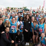 Duke And Duchess Of Cambridge Join Prince Harry In Supporting Mental Health At London Marathon