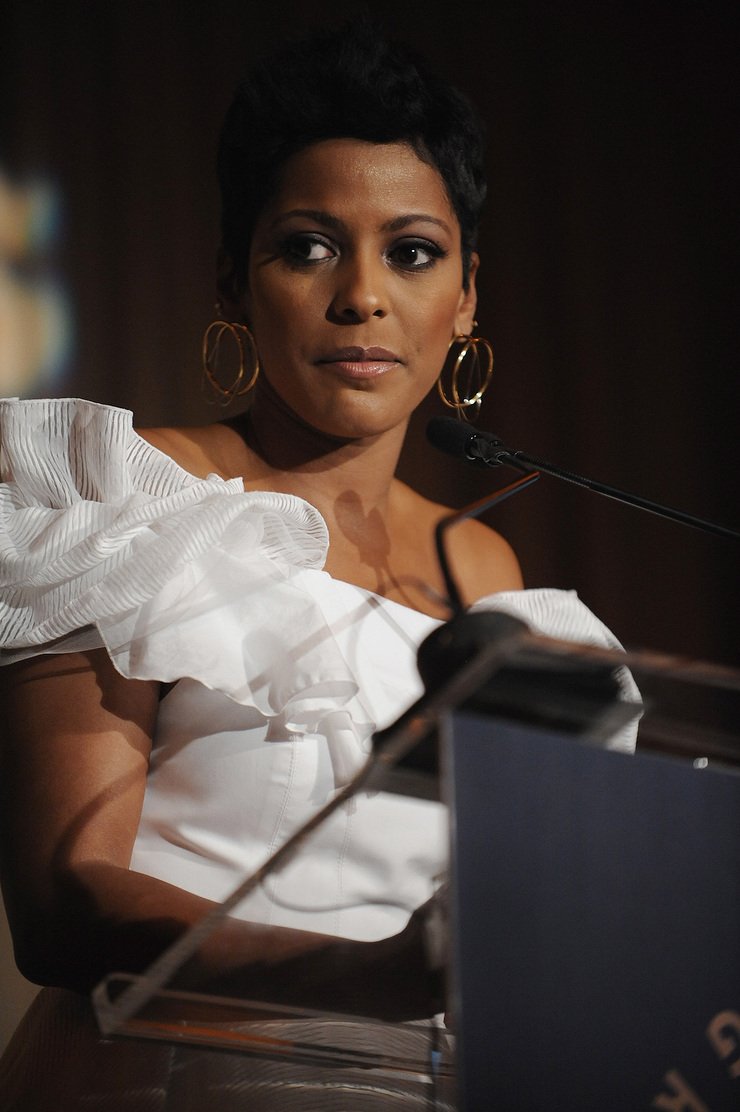 Tamron Hall at Housing Works Groundbreaker Awards Dinner