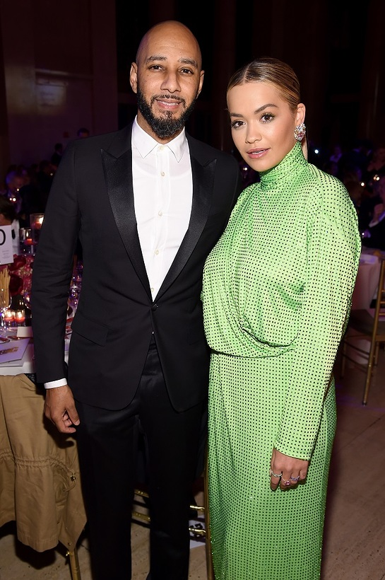 Swizz Beatz and Rita Ora Attend 11th Annual DKMS Gala