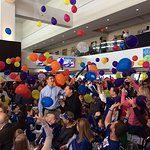 Eli Manning Headlines Tackle Kids Cancer All Stars Event