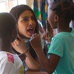 Priyanka Chopra Meets Child Survivors Of Sexual Violence In Zimbabwe