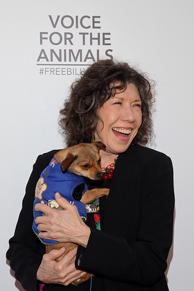 Lily Tomlin at Wait Wait...Don't Kill Me! Comedy Benefit