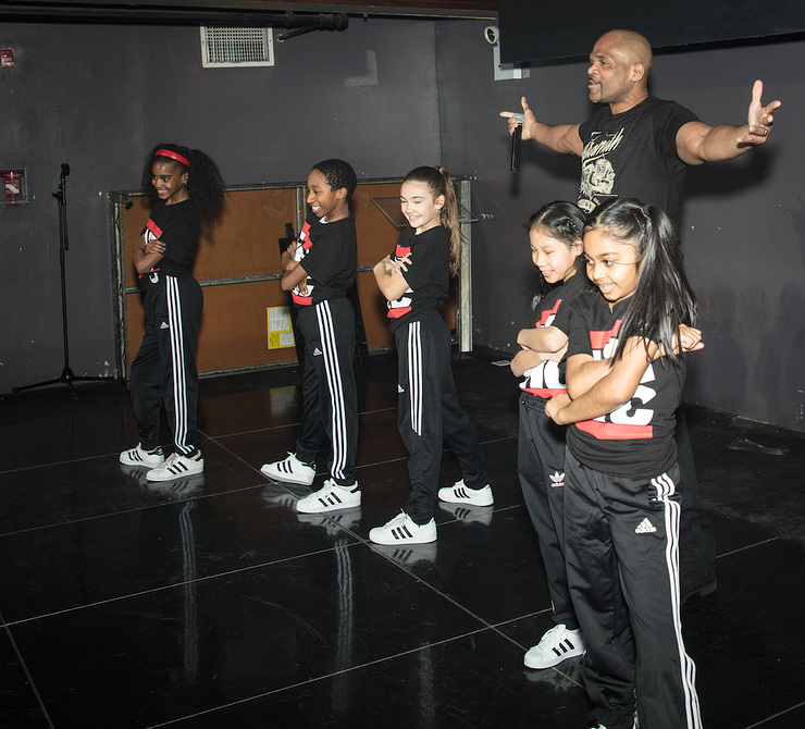 "Darryl ""DMC"" McDaniels Performs at Dance This Way"
