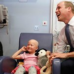 The Duke of Cambridge Marks 10 years As President Of The Royal Marsden