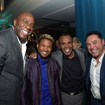 Stars Attend Sugar Ray Leonard's Big Fighters, Big Cause Charity Boxing Night