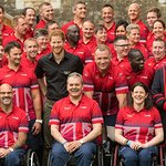 Prince Harry Meets UK Team For The Invictus Games 2017