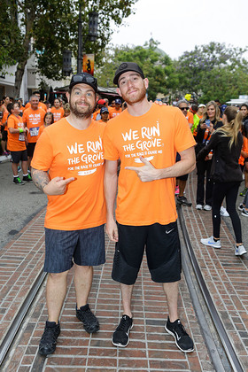 Jack Osbourne and Bryan Greenberg