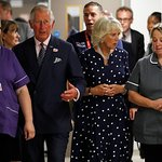 Prince Of Wales And Duchess Of Cornwall Visit Victims Of London Terror Attacks