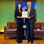 UNHCR Renews Yao Chen's Tenure As Goodwill Ambassador