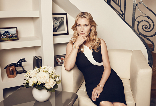 3 models of the Flagship Heritage by Kate Winslet are being auctioned online for the benefit of The Golden Hat Foundation