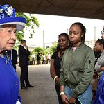 The Queen And The Duke Of Cambridge Visit Those Affected By Grenfell Tower Fire