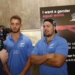 World Rugby U20 Championship Joins HeForShe