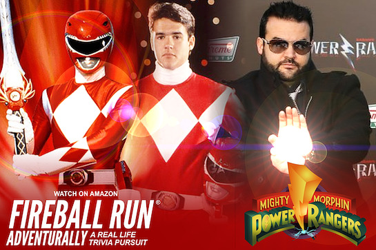 Austin St. John - Fireball Run