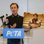 Alan Cumming Unveils PETA's Legal Action To Free His Caged Former Co-Star