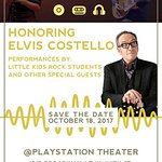Little Kids Rock To Honor Elvis Costello