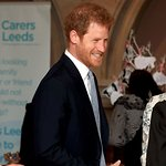 Prince Harry Visits Charities And Community Organisations In Leeds