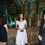 The Duchess Of Cambridge Speaks About Marine Conservation