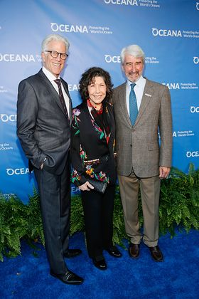 Ted Danson, Lily Tomlin, Sam Waterston