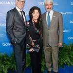 Ted Danson, Lily Tomlin, Sam Waterston Help Raise $1.2 million For Ocean Conservation