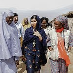 Malala Visits Nigeria To Draw Attention To Education Crisis