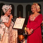 Kat Graham Bestowed The Title Of Princess, Honored For Charity Work