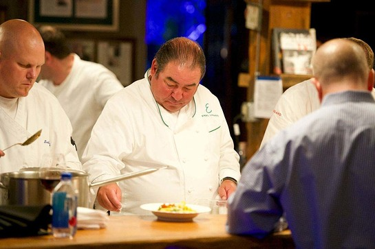 Keep Memory Alive 2017 Summer Social and Rodeo at Shakespeare - An Evening with Emeril: Emeril Lagasse cooking up cowboy culinary cuisine