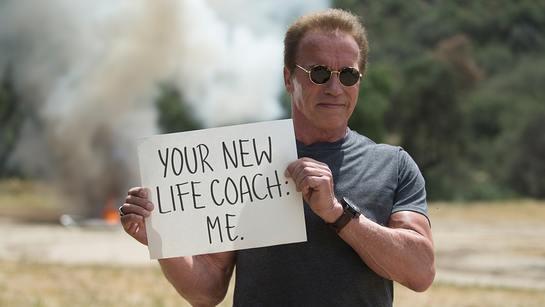 Get Advice From Arnold Schwarzenegger
