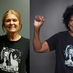Gloria Steinem, Dorothy Pitman Hughes Release Iconic T-shirt For Equal Rights Amendment