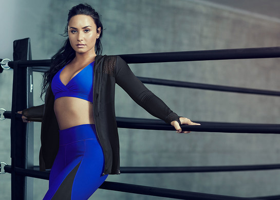 efdacd96e9 Demi Lovato To Launch Fall Collaboration With Kate Hudson's ...