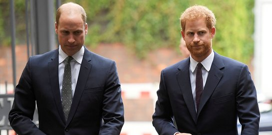Prince William And Prince Harry Visit Support4Grenfell Community hub