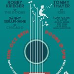 Rock 'N Roll Legends Raise Funds For Music Education