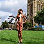 Supermodel Joanna Krupa Calls For Ban On Animal Circuses