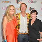 Stars Attend Farrah Fawcett Foundation Tex-Mex Fiesta