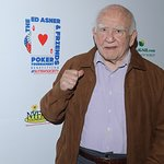 Ed Asner Hosts Star-Studded Charity Poker Tournament