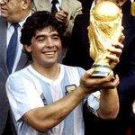 Maradona Scores For Flood Victims