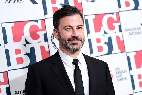 Jimmy Kimmel at 48th Anniversary Gala Vanguard Awards