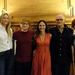 Ed Sheeran Performs House Concert For MusiCares Hurricane Relief