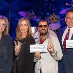 Caesars Entertainment And Ringo Starr Donate $200,000 To Nevada Resort Association's Vegas Strong Fund