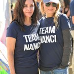 Stars Join Team Nanci At LA County Walk To Defeat ALS