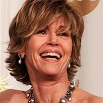 "Jane Fonda Leads Virtual Zoom Workout, ""Exercise That Vote"""