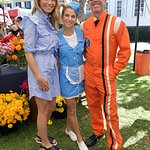 Jessica And Jerry Seinfeld Host 2nd Annual GOOD+ Foundation Halloween Bash